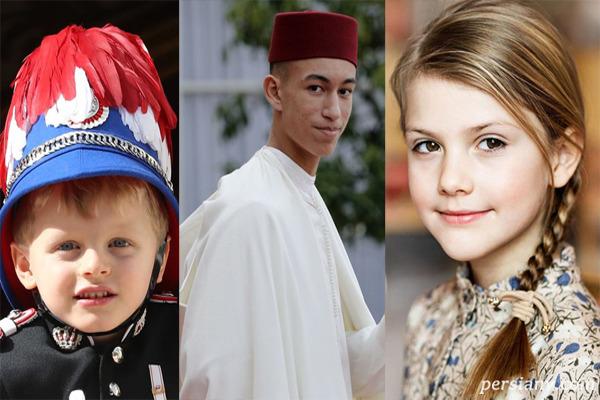 قانون عجیب و غریب خانواده سلطنتی بریتانیا