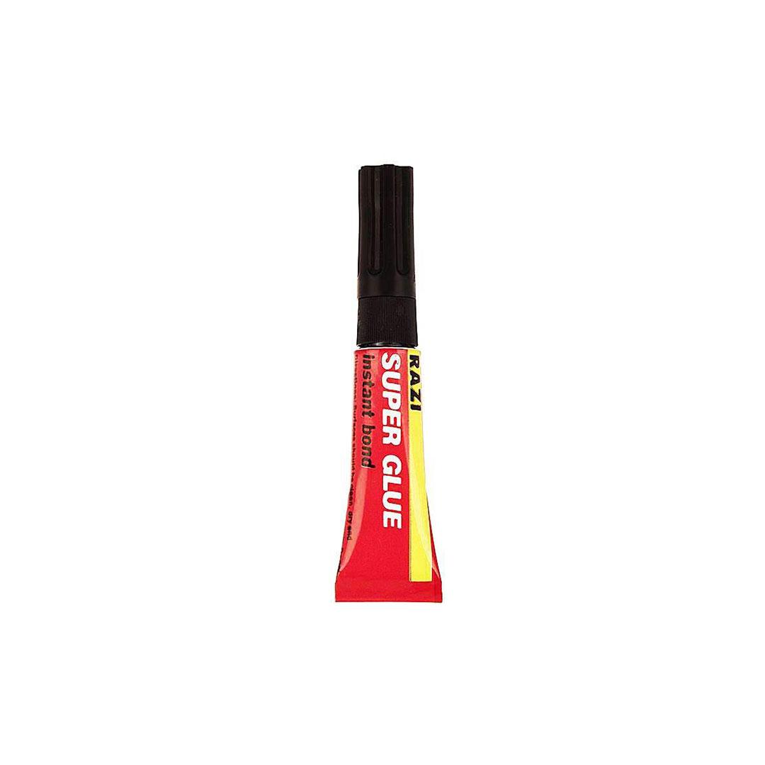 چسب قطره ای رازی مدل Super Glue